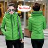 Green-no Hood