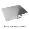 Caja de plata