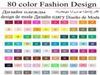 80 diseños de disfraces