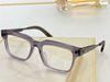clear grey framed clear lenses