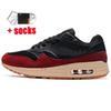 A25 Siyah Kırmızı Sakız 40-45