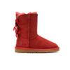 # 12 caviglia rossa due fiocco