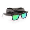 Siyah Çerçeve Yeşil Renk Filmi Lens 50mm