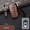 b llave marrón