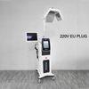 220V الاتحاد الأوروبي PLUG رمادي