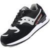 أحذية السلامة الأسود
