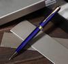 azul clipe de ouro