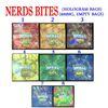 Bolsas mixtas de bocados de nerds