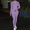 Один из фиолетовый