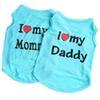 Blu (mamma, papà)