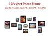 Photoframes-12pcs