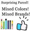 Gemischte Marken gemischte Farben