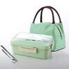 Зеленый и сумка