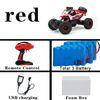 37см красный 3 батареи