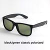 71 schwarz / grün klassisch polarisiert