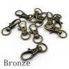 Bronce-16 x 35mm 8pcs