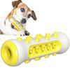 De perro de juguete de color amarillo