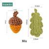 Leaf Pinecone