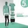 5pcs-green