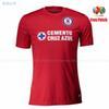 Avec patch Cruz Azul Goalkepeer Red