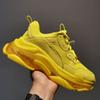 B6 Clear Sole Yellow 36-45