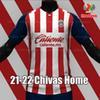 Chivas Home 21 22