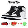 # 19 Silver Toe 36-47