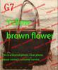 G07 - flor marrom amarela