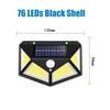 76 leds shell negro