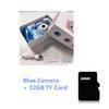 32ГБ синий камеры