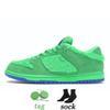 D14 36-45 녹색 곰
