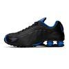 40-46 черный синий