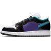 black court purple