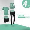 4pcs-green