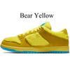Orso giallo