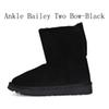 Caviglia Bailey Due Bow-Black