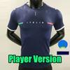 Jogador Italia 2122 Gk Azul escuro + Euro