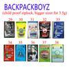 4 Backpackboyz 4