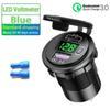 Voltmeter-green