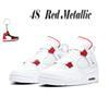 4s Kırmızı Metalik 36-47