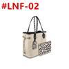 # 02 blanc + léopard