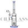 Gili-066 milkBlue with quartz banger