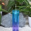 Clear Blue Purple