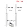 0.5ml Ceramic Flat Tips Vape pen