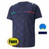 Fans Italia 2122 GK dunkelblau + Euro-Patc