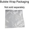 40 emballages d'enveloppement à bulles