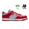 D23 Futura Rouge 36-44