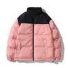 Bordado rosa-700 en las mangas