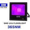 80W UV-365NM 85V-265V Floodlight