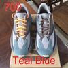 700 Teal Blue.